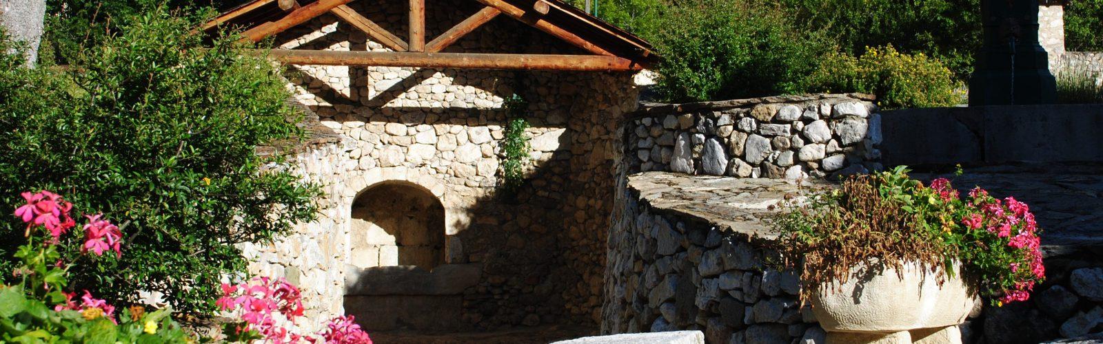 Le puits de Prades