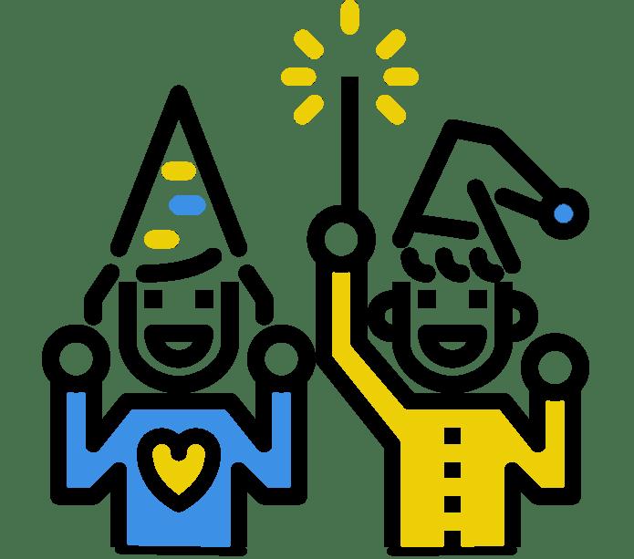 Icone du comité des fêtes de Prades