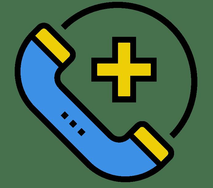 Numéros d'urgence à Prades
