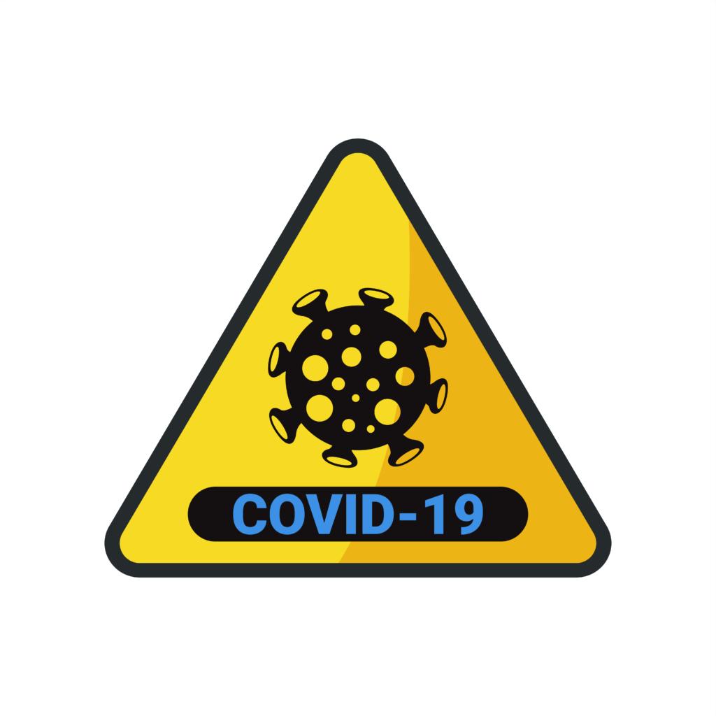 Logo Information covid