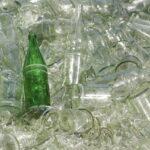 Recyclage du verre à Prades