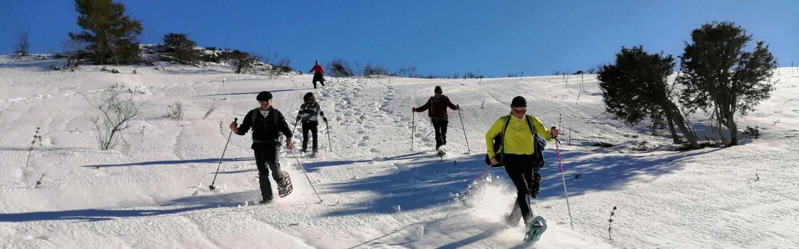 Sports d'hiver à Prades